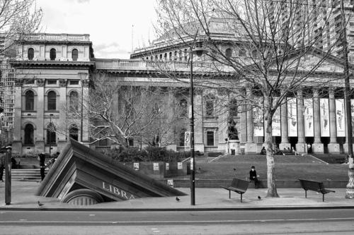 State Library of Victoria, Melbourne, Australia