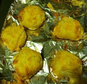 Chicken Enchilada Pockets | Favorite Recipes | Pinterest