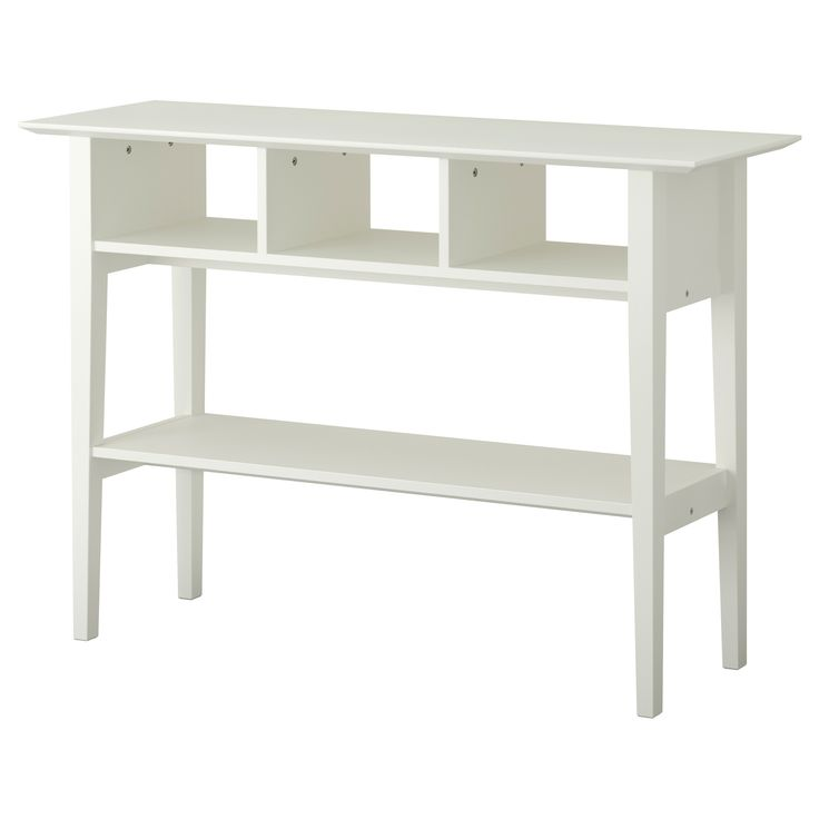 Ikea Herd Unterschrank Faktum ~ LYCKHEM Occasional table with baskets in drawer spaces  IKEA