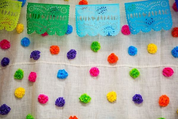 Colorful decor for cinco de mayo fiesta visit amp like our facebook page