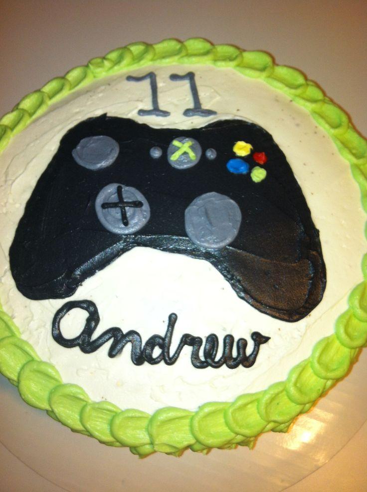 Xbox cake  Miracle Man  Pinterest