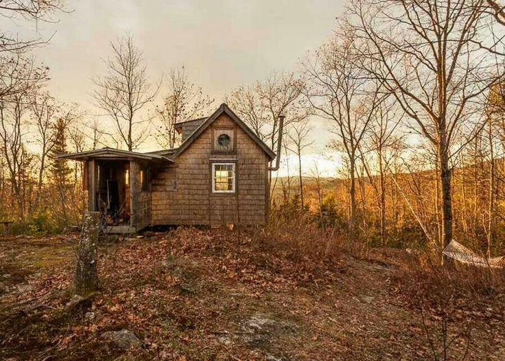 Tiny cabin | Houses | Pinterest