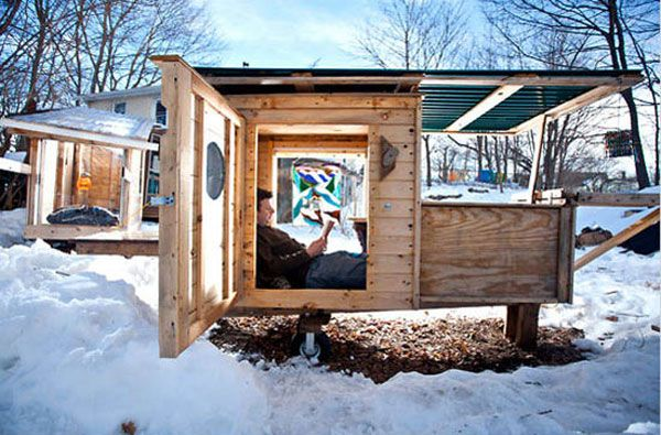Small Backyard Man Cave : Man Caves Small Man Cave Ideas  PROJECTS CAMPER PROJECT  Pinterest