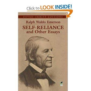 Quotes On Self-Reliance Emerson