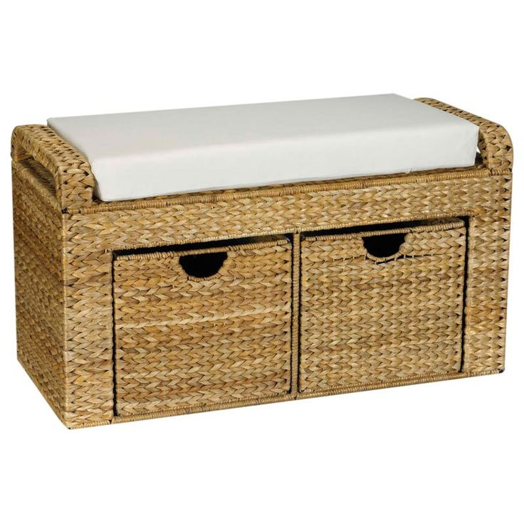 Storage Cabinet Via Wickerparadise Wicker Storage White Bathroom