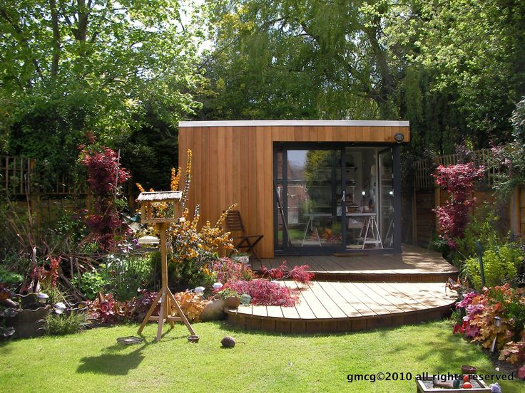 Backyard art studio my garden studio reader stories where do you