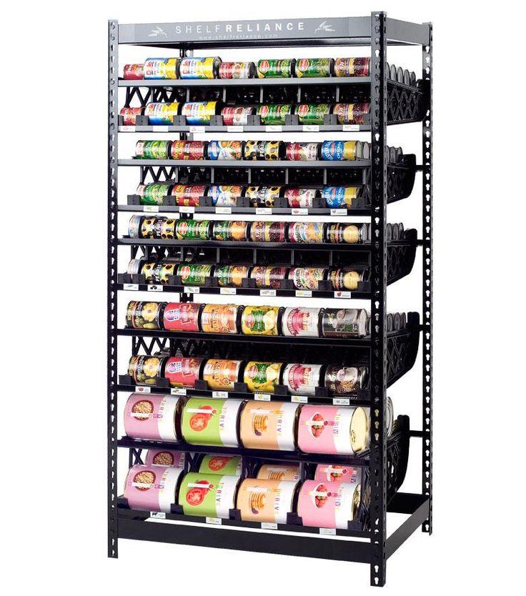 Rotating Shelves I Want Pinterest. SaveEnlarge · Food Storage ...  sc 1 st  Listitdallas & Food Storage Shelves Rotating - Listitdallas