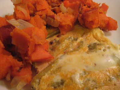 WWRD - Lazy Chile Rellenos and Breakfast Potatoes