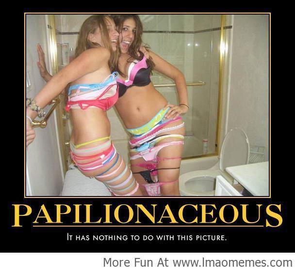 single underwear is not - photo #1