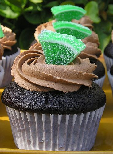 Rum and Coke cupcake...dad's birthday? | Recipes & Food I want to try...