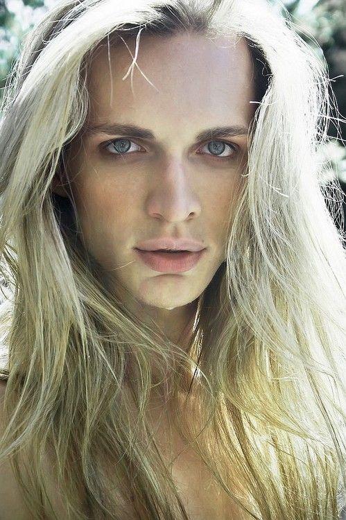 Danila Kovalev | Androgyny | Pinterest