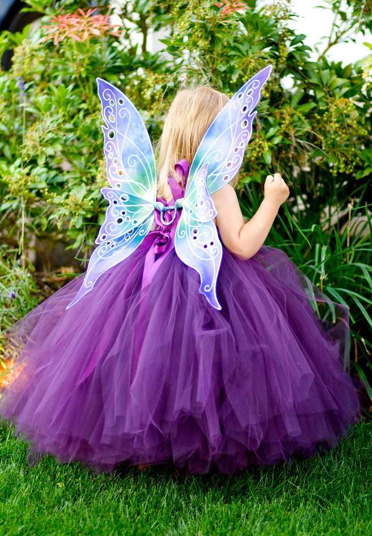 design your own fairy princess dress halloween costume