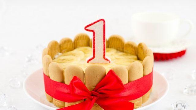 Торт на 1 день рождения ребенка своими руками фото 1