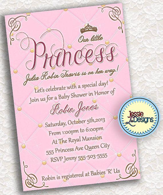 royalty prince or princess baby shower custom by jessieludesigns 9