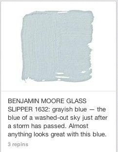Benjamin moore glass slipper summer project Benjamin moore glass slipper living room
