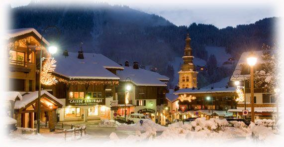 La Clusaz France  city photos : Ski Resort reviews | La Clusaz | Skiing Anybody | Pinterest