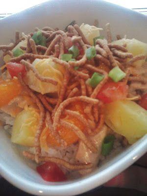 Homemade Hawaiian Haystacks Recipe — Dishmaps
