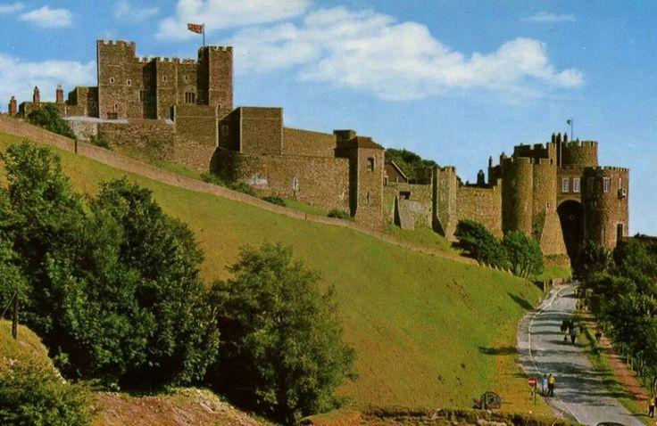 Dover United Kingdom  city images : Dover Castle, Dover, United Kingdom | Places I've Been | Pinterest