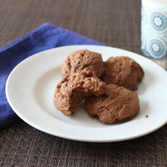 Double Ginger chocolate cookies | Cookies and crackers also Biscuits ...