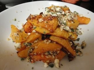 Caramelized Butternut Squash Wedges with a Sage Hazelnut Pesto | Reci ...
