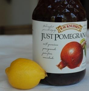 HOMEMADE GRENADINE | Nourishment-Sip on This | Pinterest