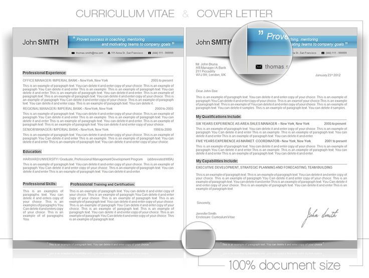 Apple resume