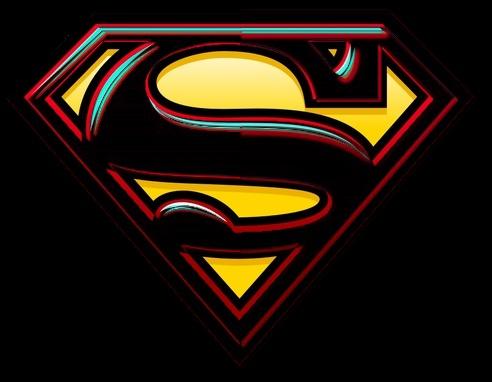 superman symbol in dark smallvillesuperman pinterest