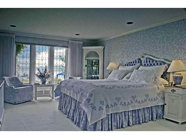 romantic blue bedroom bedrooms tahoe style pinterest