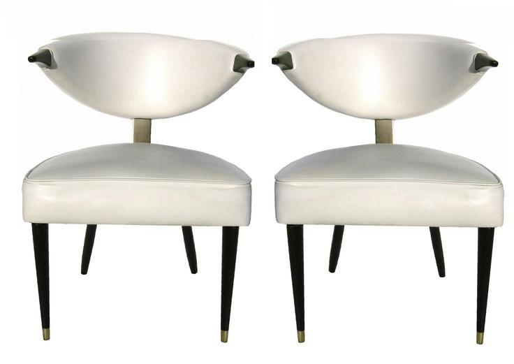 For monteverdi young mid century modern klismos style chairs ebay