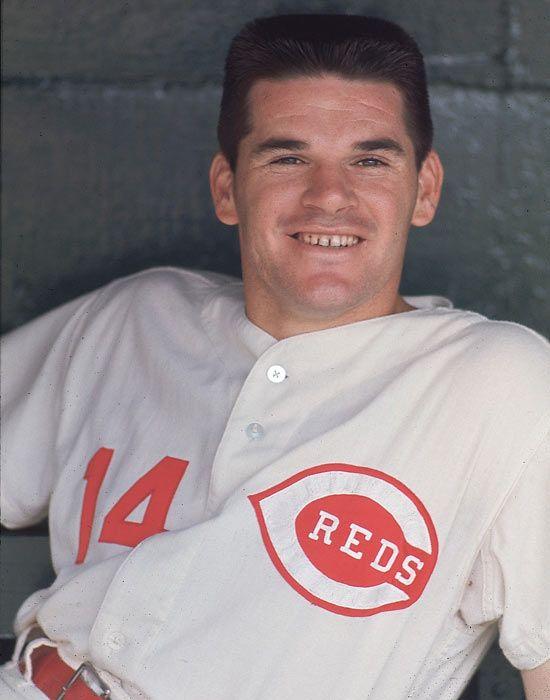 Cincinnati Reds, 1968  Pete Rose  Pinterest