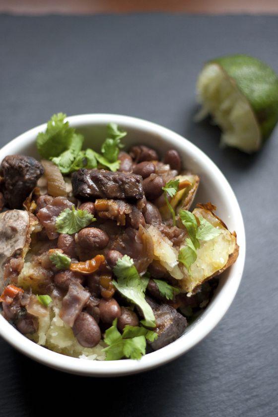 chili-jacket-potato | The Mighty Potato | Pinterest