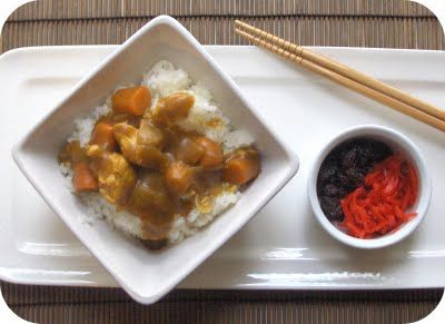 zakka life: Easy Japanese Curry Recipe