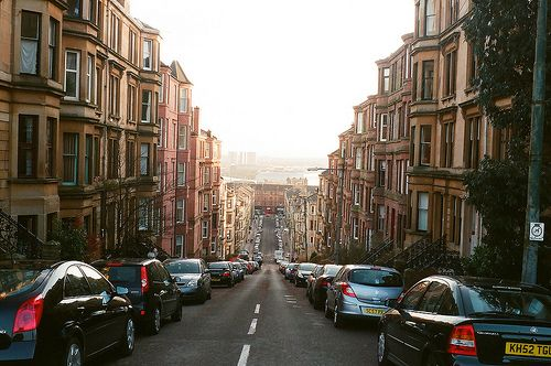 amazing San Francisco Street