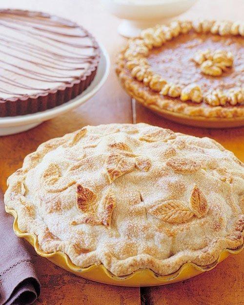 Chai-Spice Apple Pie Recipe
