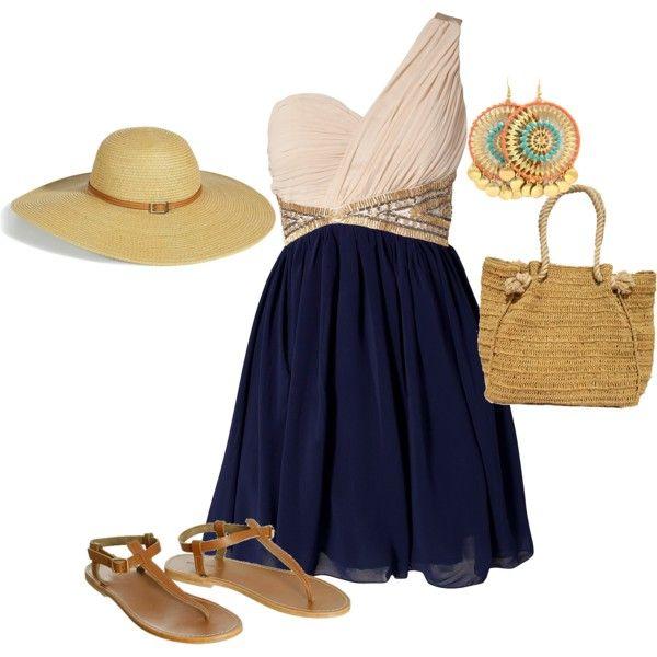 perfect beach wear!