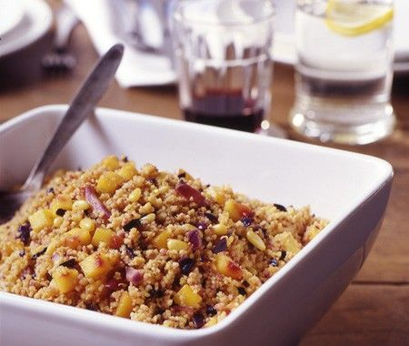 Moroccan Quinoa Recipe | Cook This! | Pinterest