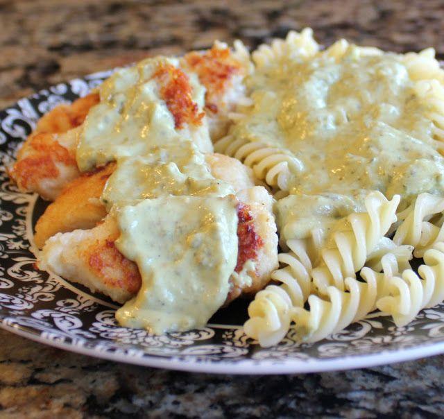 creamy pesto chicken and pasta   Chicken recipes   Pinterest