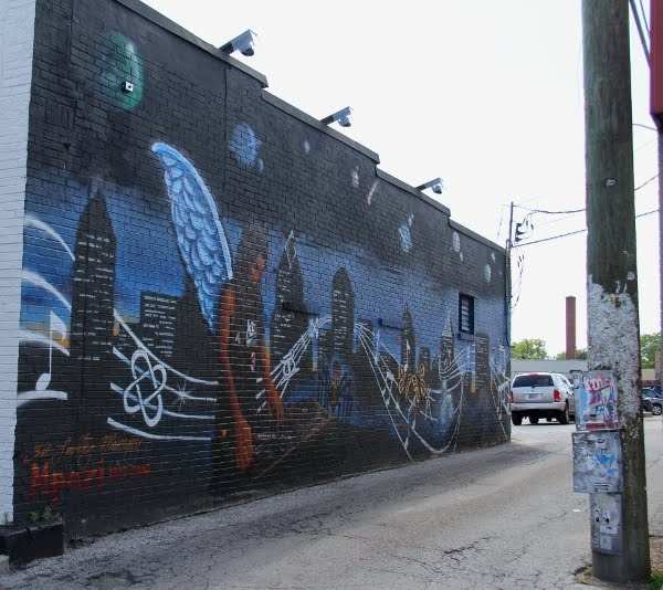 wall mural | Indianapolis, IN | art | Pinterest