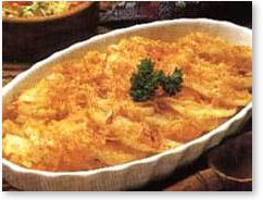 scalloped turnip | taste | Pinterest