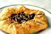 Apple Walnut Gorgonzola Rustic Tart | Recipe