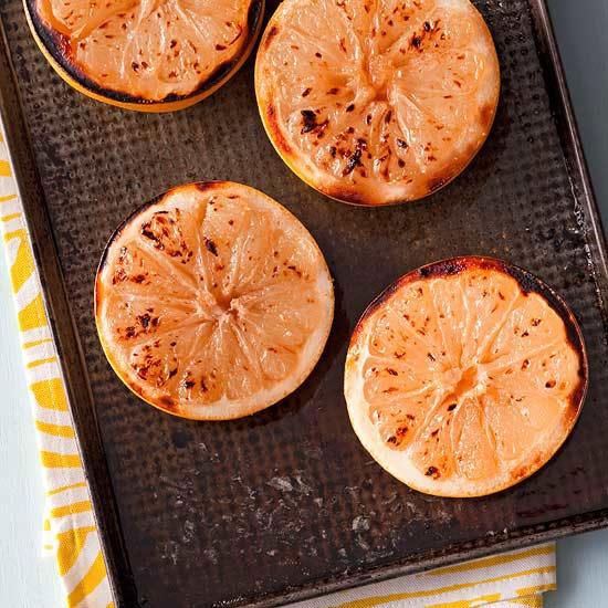 Buttery Grapefruit Brulee #glutenfree