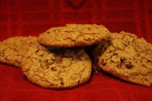 Low Fat Pumpkin Spiced Chocolate Chip Cookies - Weight Watchers ...