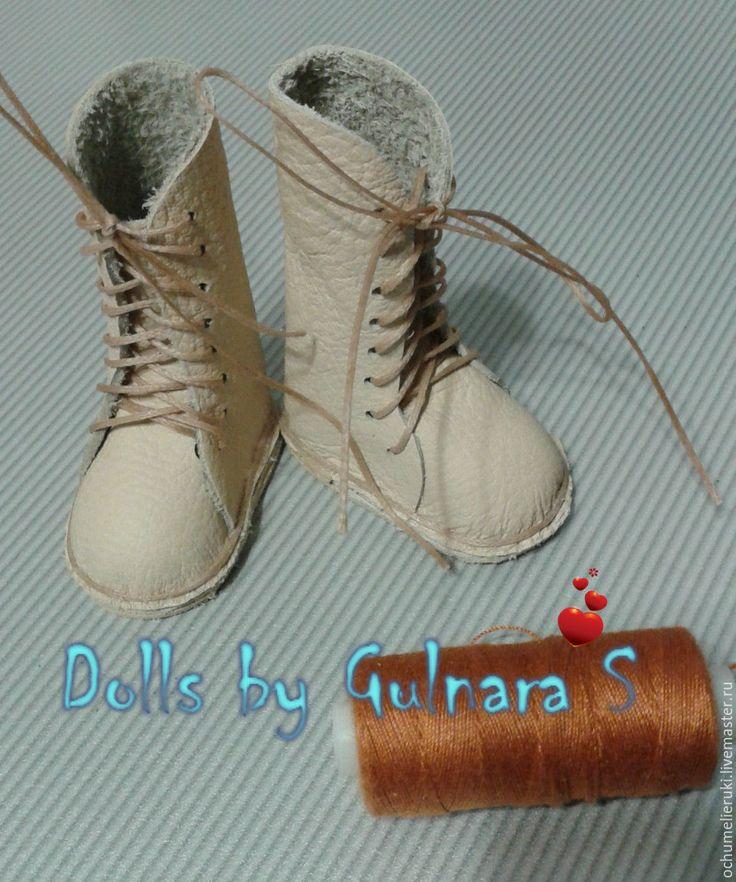 Как сделать обувь для куклы доллс своими руками 25