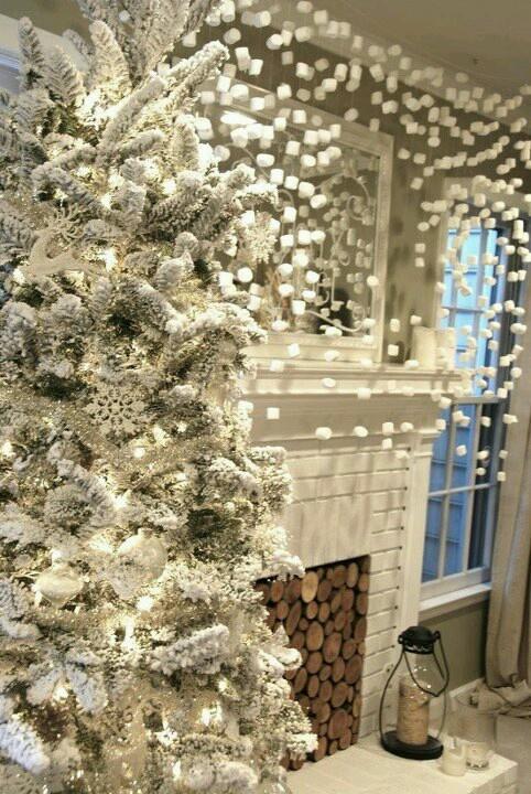 Marshmallow snowflakes   Christmas   Pinterest