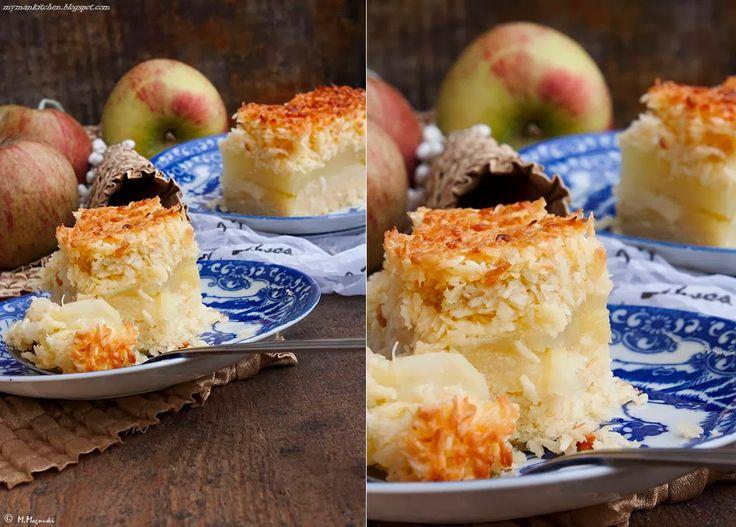 Coconut Apple cake | Cakes | Pinterest