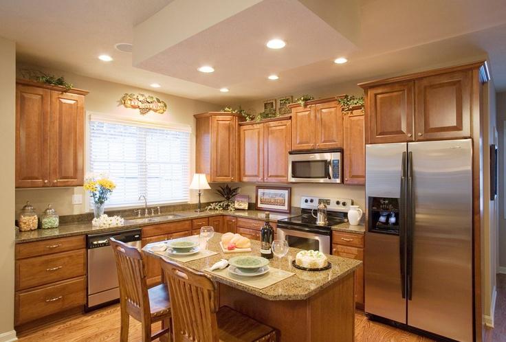 Eat In Kitchen Designs Beauteous Design Decoration