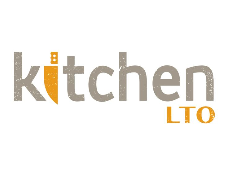 Kitchen lto logo by creative squall logo storm pinterest for Kitchen design logo