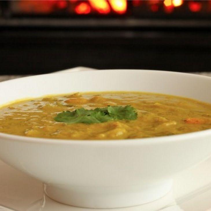 Indian Mulligatawny Soup Recipe | Souper Soup | Pinterest
