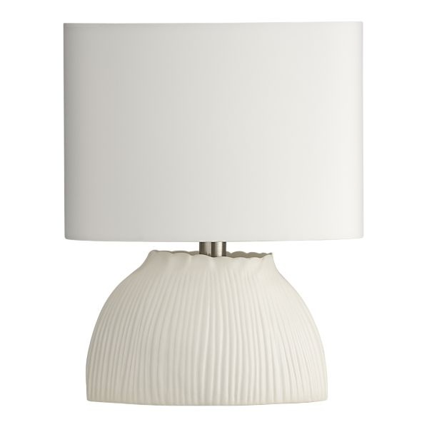 small coral table lamp master bedroom pinterest. Black Bedroom Furniture Sets. Home Design Ideas