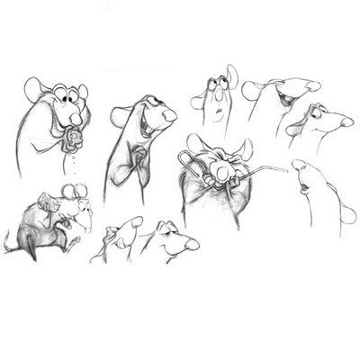 how to draw pixar characters
